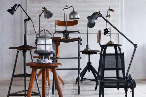 「明かり」展  通販のご紹介 Wormhole Furniture