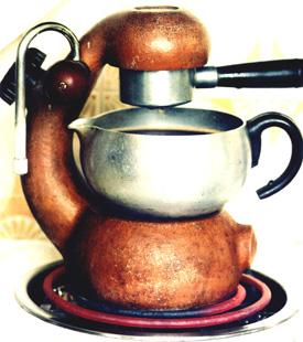 アトミックコーヒーマシン