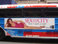 sex and the city ニューヨーク
