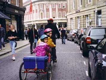 イギリス ヨーク地方 自転車