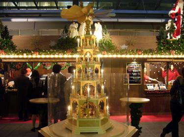 クリスマス市 ドイツフェア