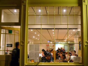 ロンドンの日本食レストラン TARO