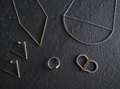 R ジュエリーブランド - 真鍮・銀 -