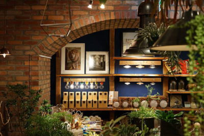 A to A market by attic at 池袋 Esola