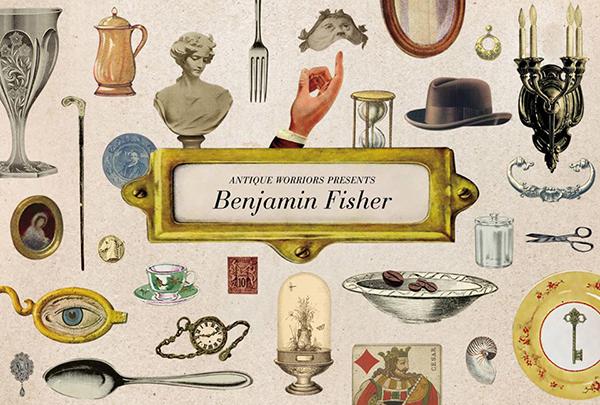 パスザバトン Benjamin Fisher