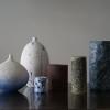 磁器製花器 花瓶 フラワーベース