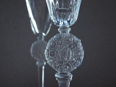 イタリアンヴィンテージワイングラス