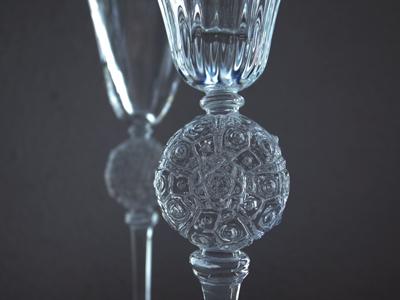 ウニヴィンテージワイングラス