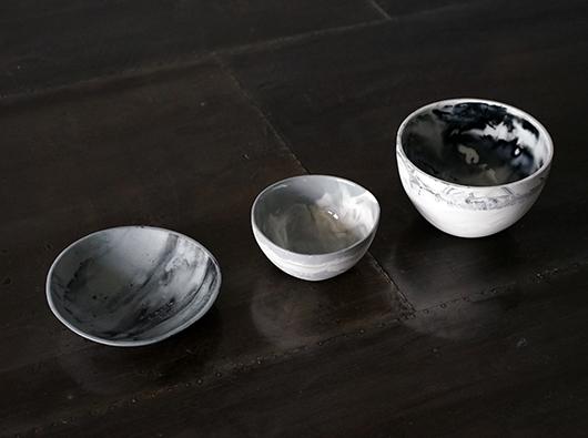 マーブル食器テーブルウェア
