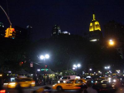 ニューヨーク買い付けからの帰国
