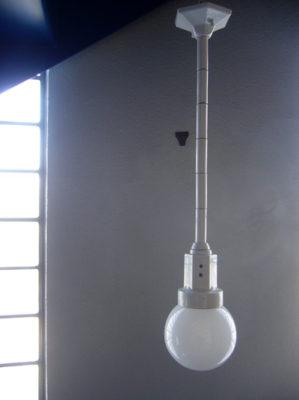 ドイツのバウハウス照明