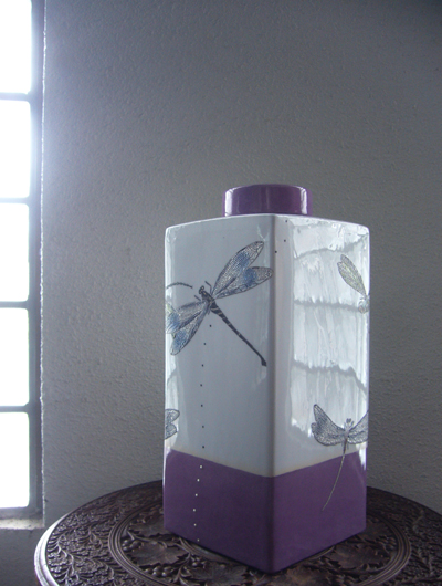 Fabienne Jouvin Dragonfly Canister