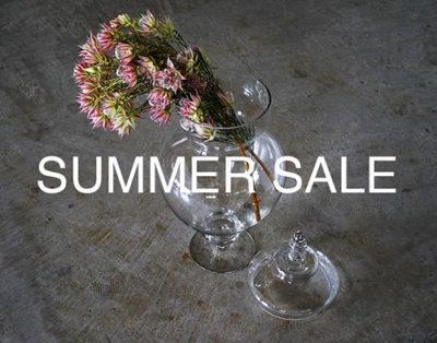 夏の SALE のお知らせ