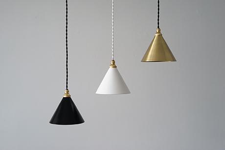 Brass Pendant Light画像
