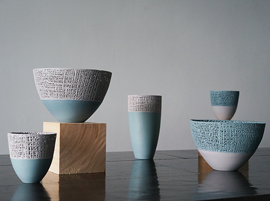 ceramic flower vase-3