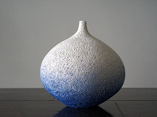 ceramic flower vase-2
