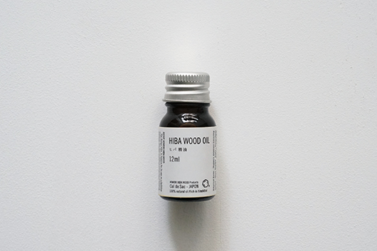 Cul de Sac Wood Oil