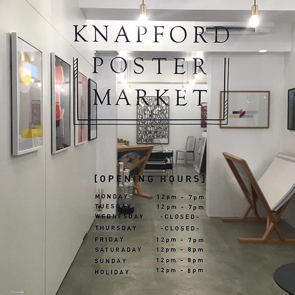 knapford poster market