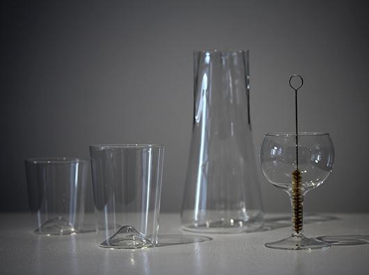 Christian Metzner ガラス食器