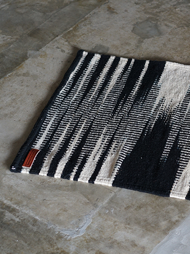 Backgammon Rug Designed by