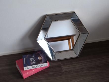 ヴィンテージミラー アンティーク鏡