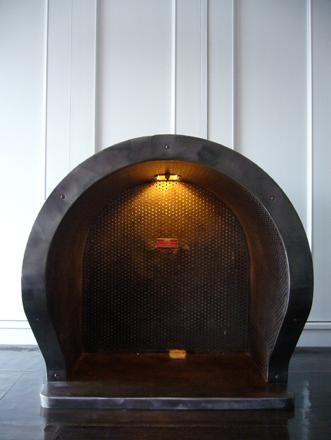 ヴィンテージ フランス公衆電話ボックス