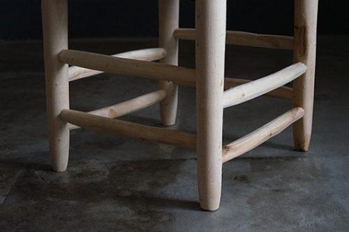 BONCHIC MAROC ボンシックモロッコ 牛革スツール