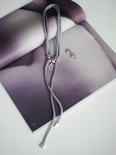 MMAA ジュエリー ネックレス ideot x MMAA ground necklace