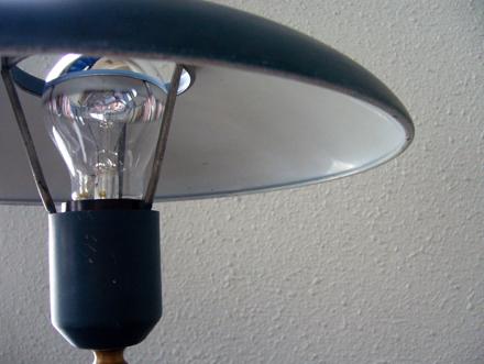 Philips社 デスクライト Louis Kalff ランプ 照明