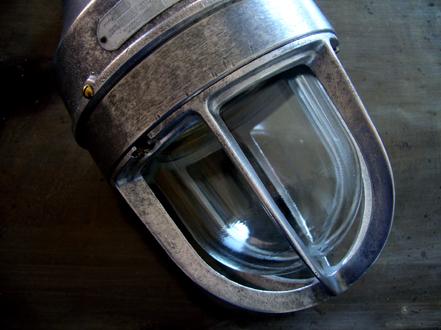 インダストリアルブラケットランプ照明ライト壁掛けヴィンテージ