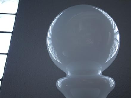 モダンガラスデスクライト照明ヴィンテージ