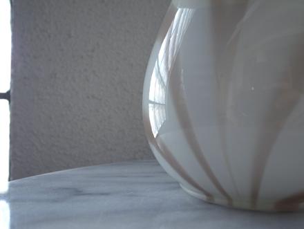 モダンガラスヴィンテージデスクライト