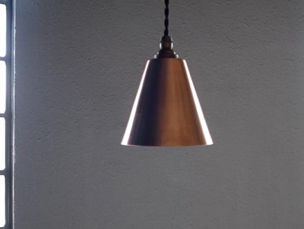 コッパーペンダントライト銅製照明 Modern