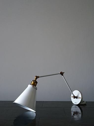 ブラケットライト壁掛け照明 Modern Bracket Light - White -