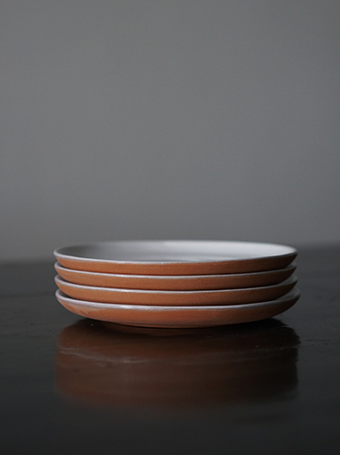 Lagos del Mundo ラゴスデルムンド Clay Small Plate Designed by