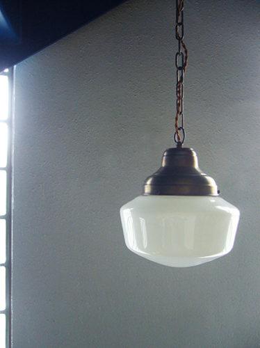 スクールハウスペンダントライト照明