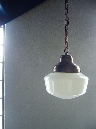 スクールハウスペンダントライト照明 Classical
