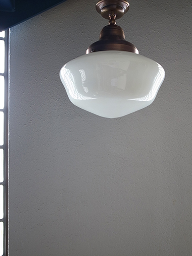 スクールハウスシェードシーリングライト照明 Classical