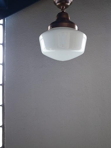 スクールハウスシーリングライト照明 Classical