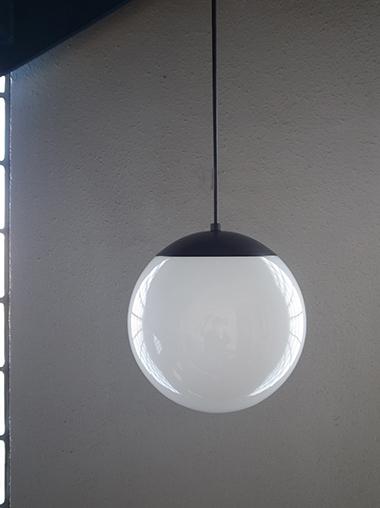 球体ガラスペンダントライト照明 Modern