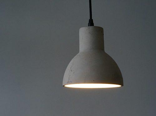 コンクリートペンダントライト照明