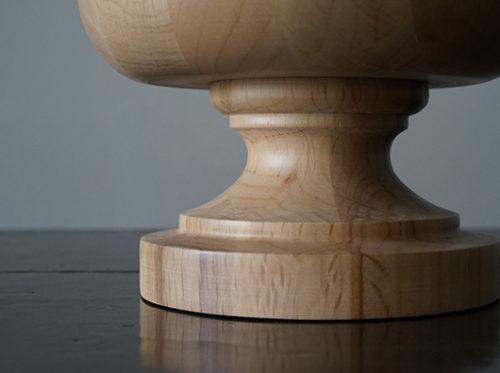 木製ウッドテーブルランプ マリンテイスト照明
