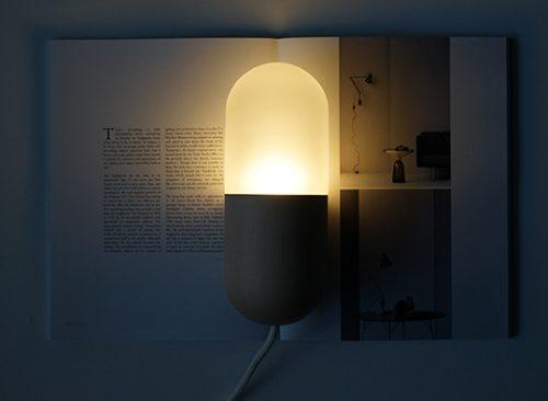 カプセル型ランプ照明 Valopilleri