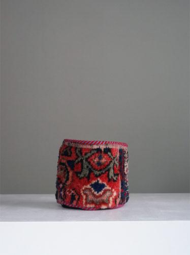 ギャッベポット Old Gabbeh Pot 鉢カバー 小物入れ
