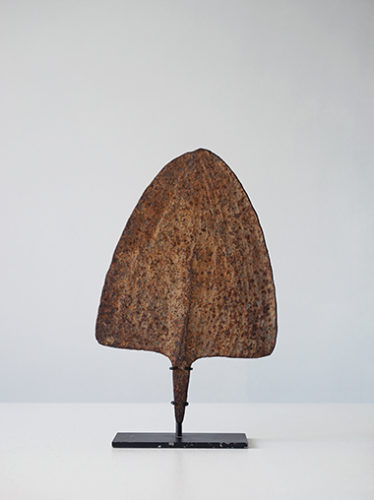 ナイジェリア古代貨幣のアイアンオブジェ アンティーク