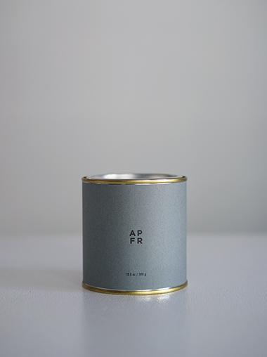 APOTHEKE アポテーケ APFR アロマソイワックスキャンドル 大豆油 APFR