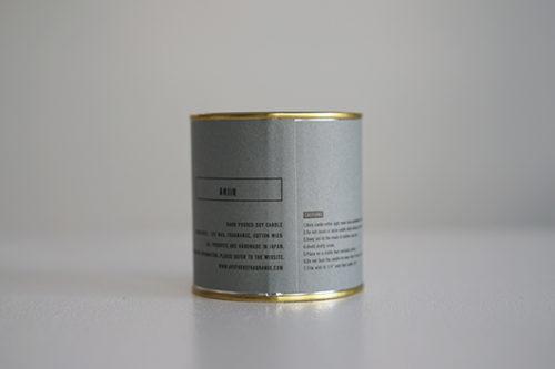 APOTHEKE アポテーケ APFR アロマソイワックスキャンドル 大豆油