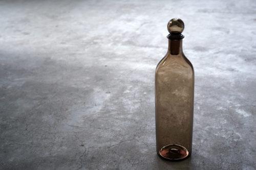 有永浩太 ガラス作家アーティスト ガラスボトル