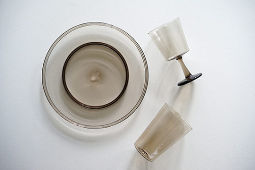 有永浩太 ガラス作家アーティスト ガラスプレート