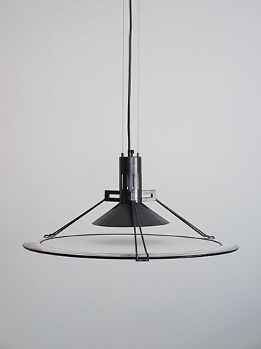 モダンガラスペンダントライト ヴィンテージ照明 Vintage Modern